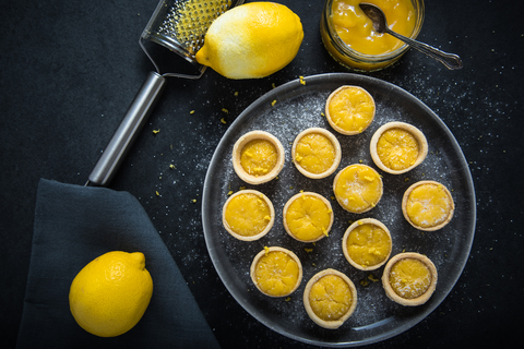 Mini Lemon Tarts
