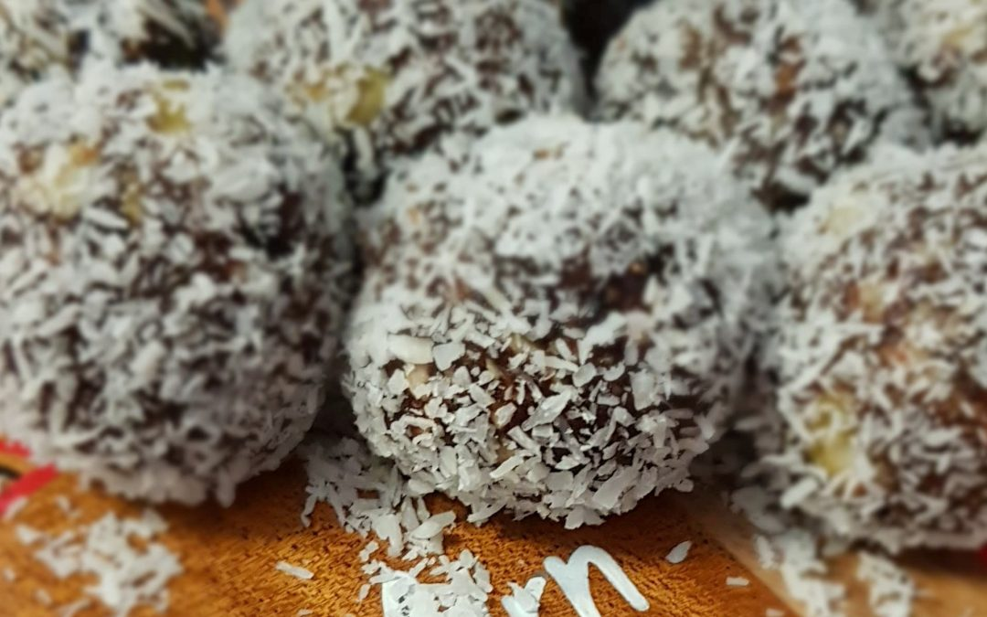 Mighty Bliss Balls