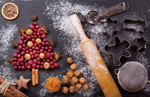 Holiday Baking – Kids Cooking Class